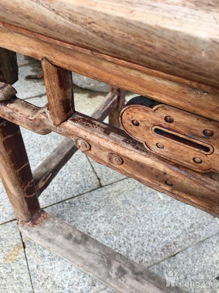 全榉木椅子一把图7