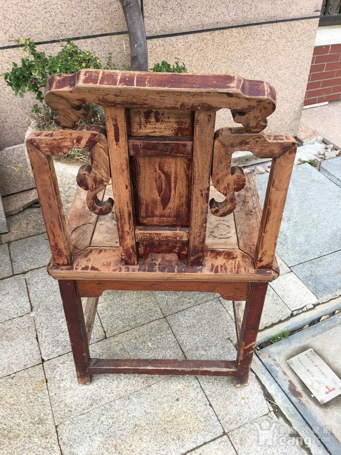 全榉木椅子一把图8