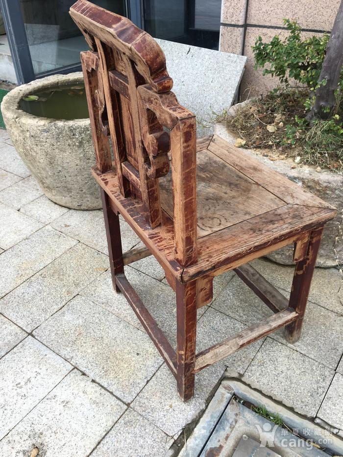全榉木椅子一把图9