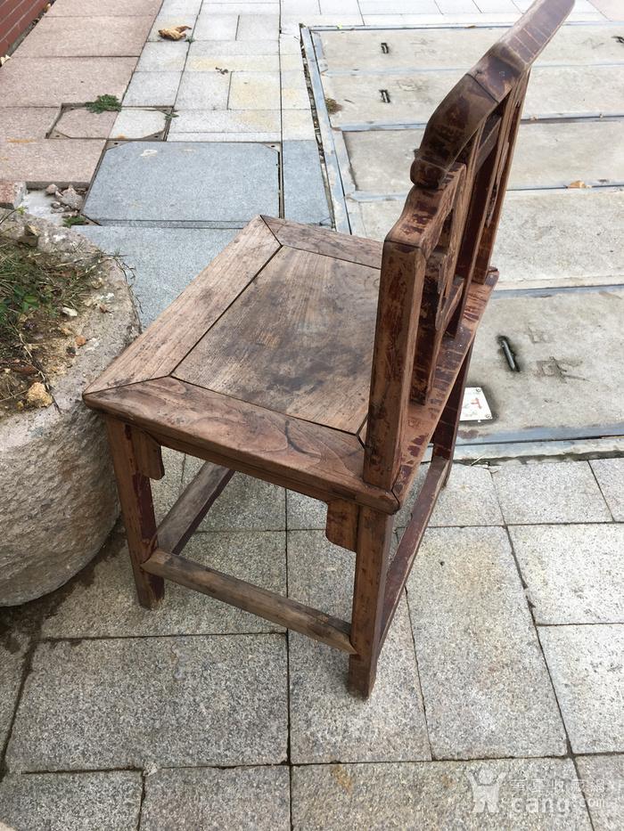 全榉木椅子一把图10