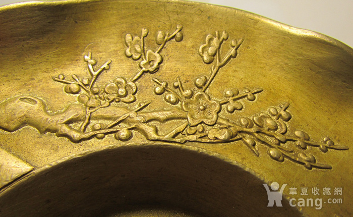 铜花口盘图3