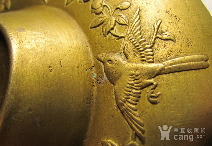 铜花口盘图8