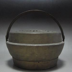 清末民国铜胎手炉