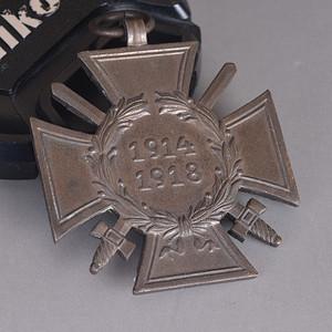 一战 十字勋章一枚