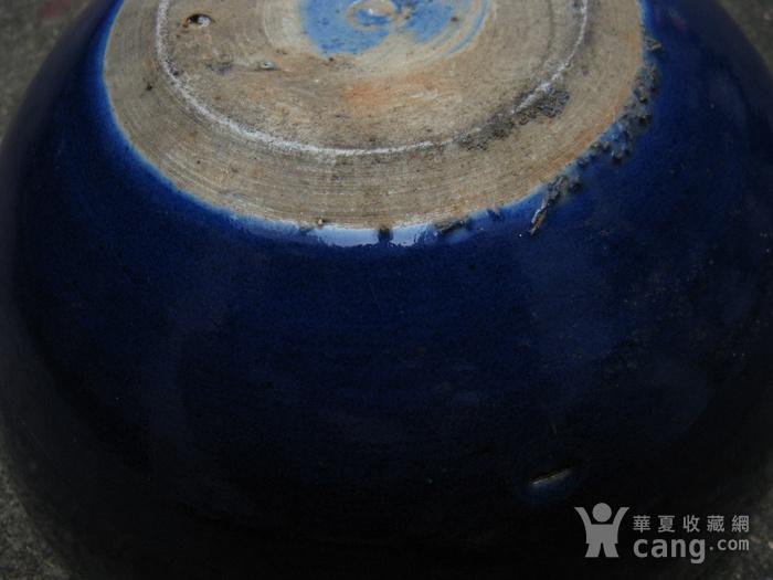 宝石蓝釉大香炉图8