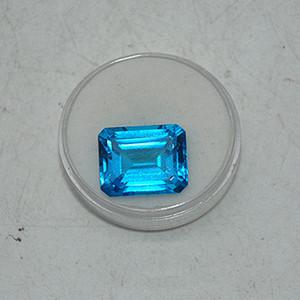 13克拉蓝水晶戒面