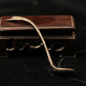 明代老铜勺
