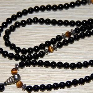 黑玛瑙项链