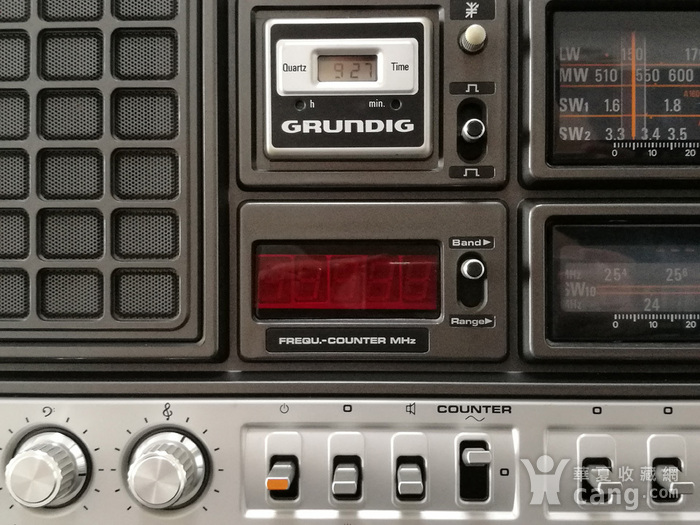 德国根德Grundig卫星3000全波段收音机图3
