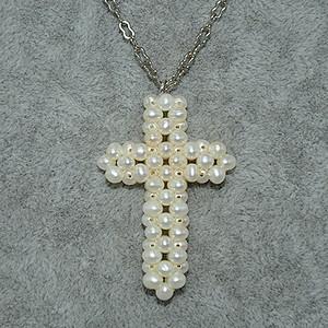 7.2克珍珠吊坠项链
