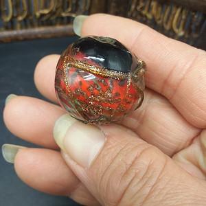 玛瑙.琉璃珠子