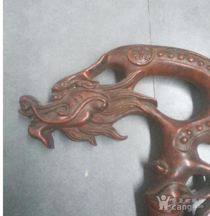 黄杨木拐杖图2