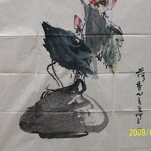 刘坤玉书画作品