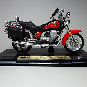 二十多年前的摩托车模型摆件!超级炫酷!1:18比例!