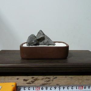 原始太湖石小山子