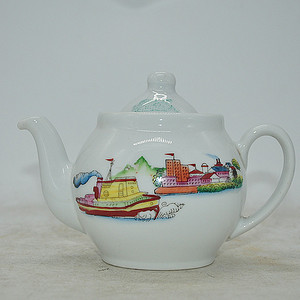 1978年醴陵星火瓷茶壶
