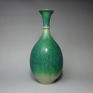 日本回流青瓷花瓶!