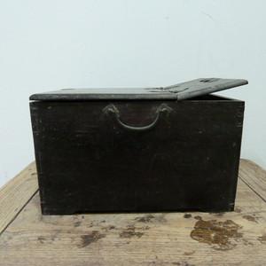 清代老梳妆盒