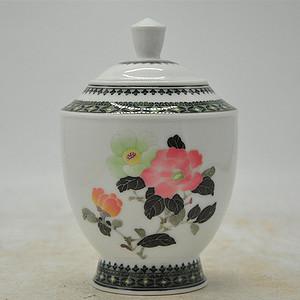 中国群力醴陵釉下彩瓷罐