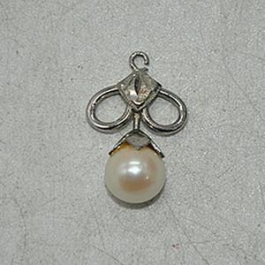 1.6克镶珍珠吊坠