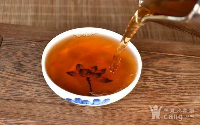 2008年普洱茶叶老班章树生茶古树茶 250克砖茶普洱图6