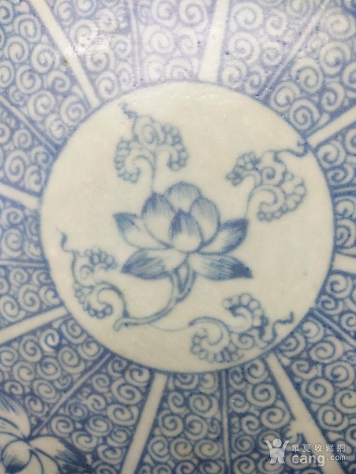 清青花盘图5
