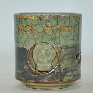 日本相马烧茶杯