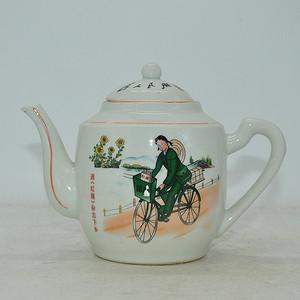 景德镇老茶壶