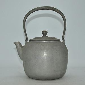 日本老铝壶