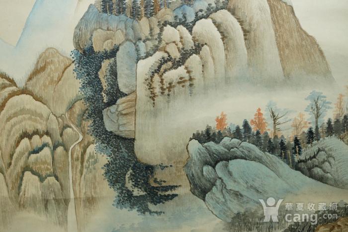 瑞典回流的名家郑午昌的山水画图5