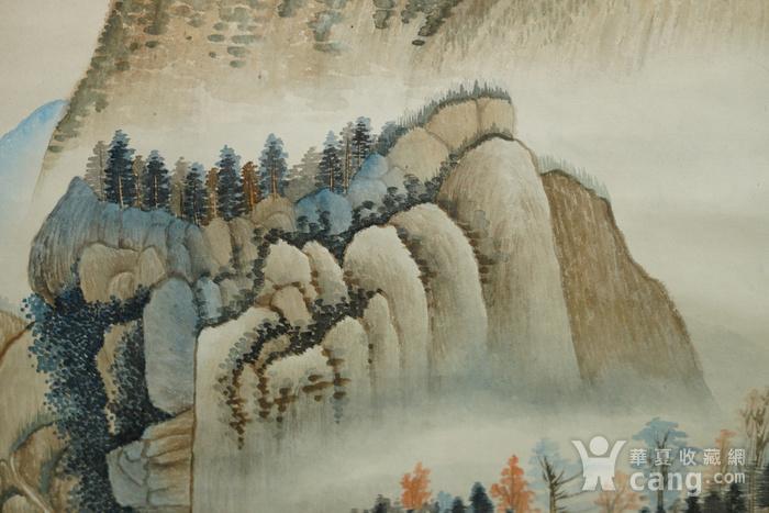 瑞典回流的名家郑午昌的山水画图11