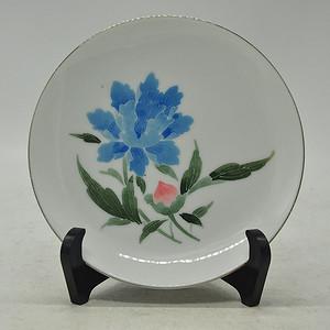 中国醴陵釉下彩瓷盘