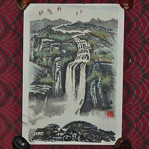 春林山水画