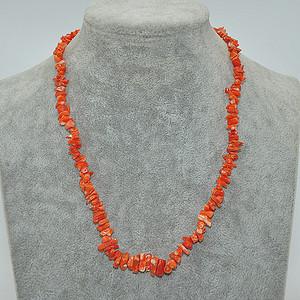 15.3克珊瑚项链