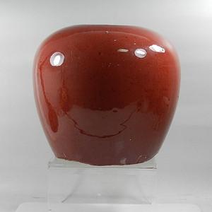 乾隆红釉罐 联盟
