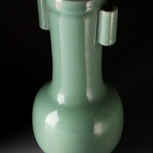 联盟 日仿中国青瓷瓶