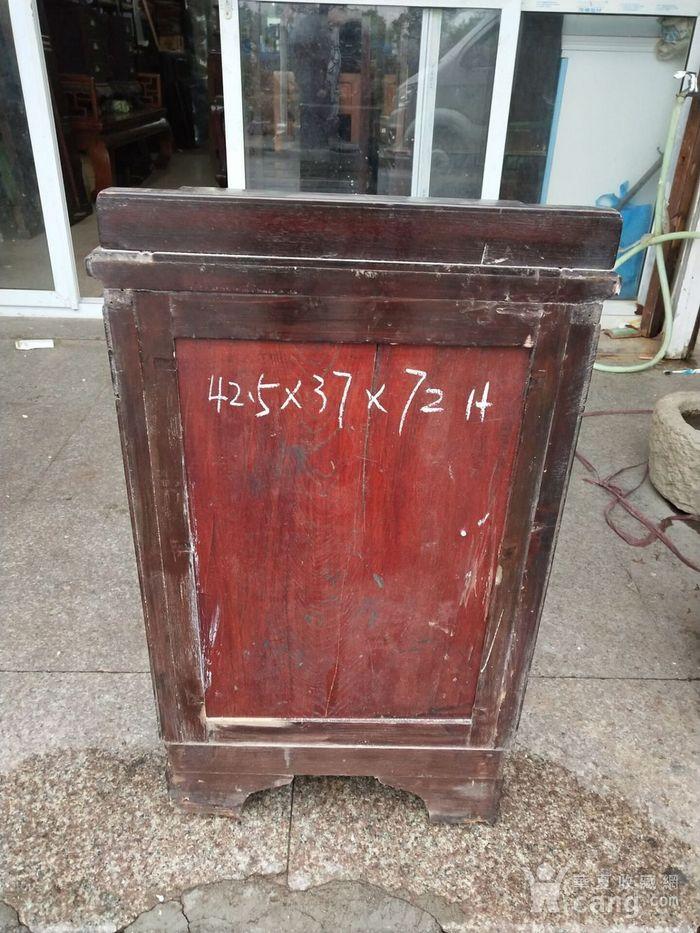 红酸枝床头柜图4