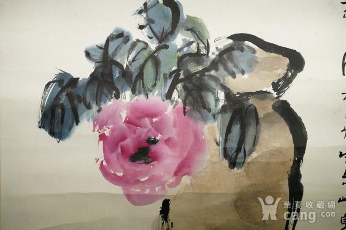 日本回流的上海画家朱屺瞻作品图6