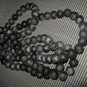 联盟 收藏很久的一串沉香合香108佛珠