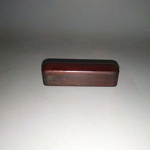 老红木印章