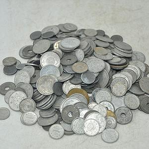 日本老硬币500克