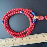 沙丁珊瑚项链