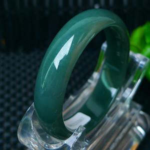 冰润满绿贵妃手镯
