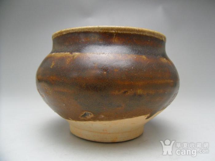 12.明代 吉州窑钵式炉图1