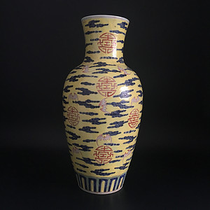 福寿观音瓶