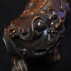 老铜瑞兽铜瑞兽