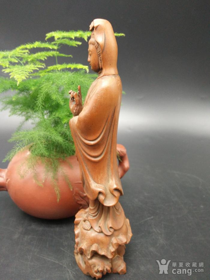 黄杨木摆件图3