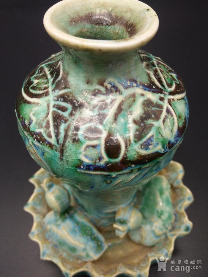 翡翠釉瓶图4