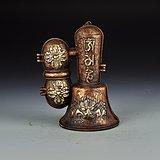 黄铜法器铃铛