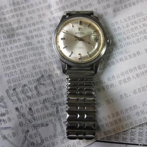 收藏级别的美品,瑞士原装罗马自动机械男士腕表